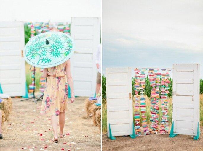 Los altares de boda más lindos para la ceremonia religiosa - Kerinsa Marie Photography