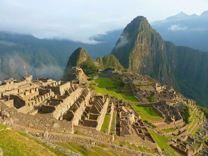 Machu Picchu | Foto: Logga Wiggler