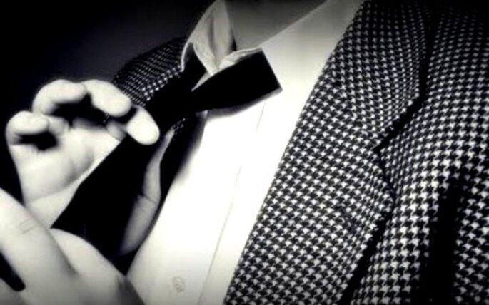 Complemento masculino: la Corbata
