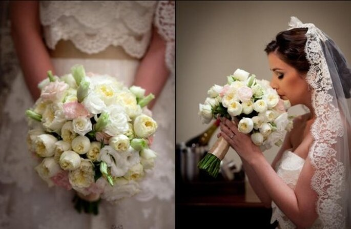 Mariez-vous dans la robe de mariée de votre mère. - Photographie: Eric Velado
