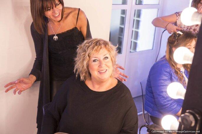 Barbara Christmann di beautifulcurvy, il sito che valorizza le donne curvy