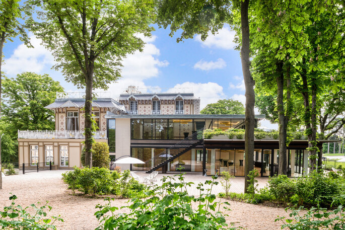 Le Pavillon Royal