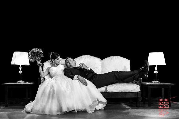 Profissional consegue deixar os noivos à vontade e captar momentos divertidos