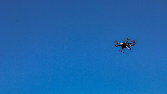 Photo : MLV Drone