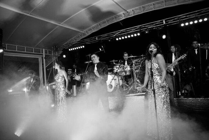 Azucarados Orquesta Pop música en vivo Cuernavaca
