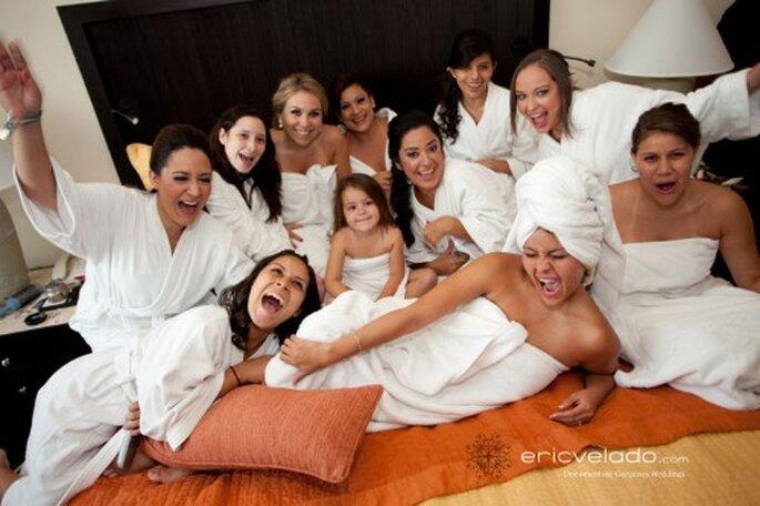 Entspannen vor der Hochzeit - Foto: Eric Velado