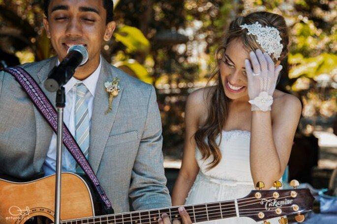 Los mejores recuerdos de tu boda - Foto Arturo Ayala