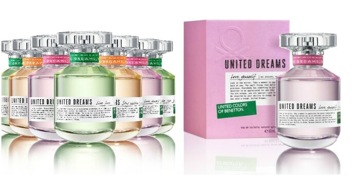 Love Yourself - United Colors of Benetton
