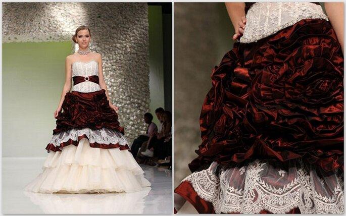 online store 2df75 0a6f3 Collezione vestiti da sposa Atelier Giotta Spose 2011