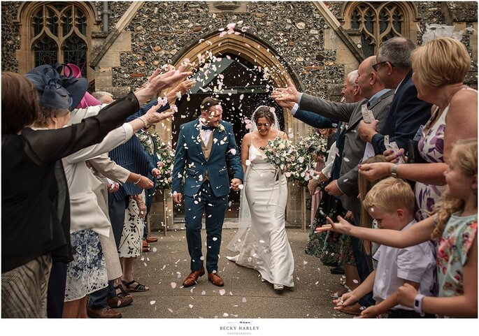 Becky Harley Wedding Photography