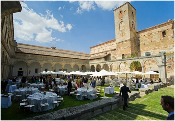 Los 10 mejores lugares para celebrar tu boda cerca de madrid - Sitios para bodas en madrid ...
