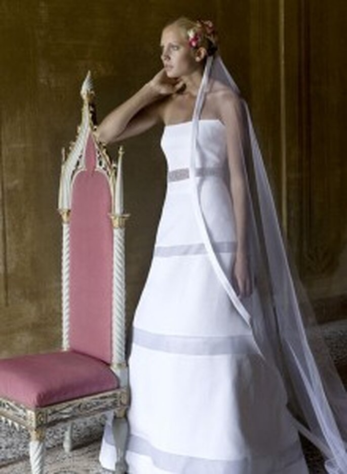 Vestiti da sposa Lorenzo Riva 2010