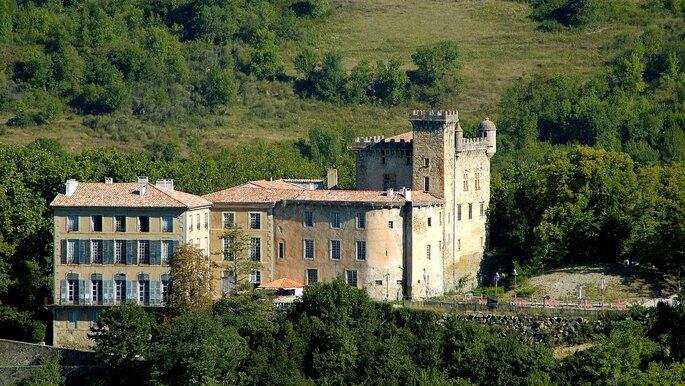 Château Chalabre - Lieu de Réception de Mariage - Aude (11)