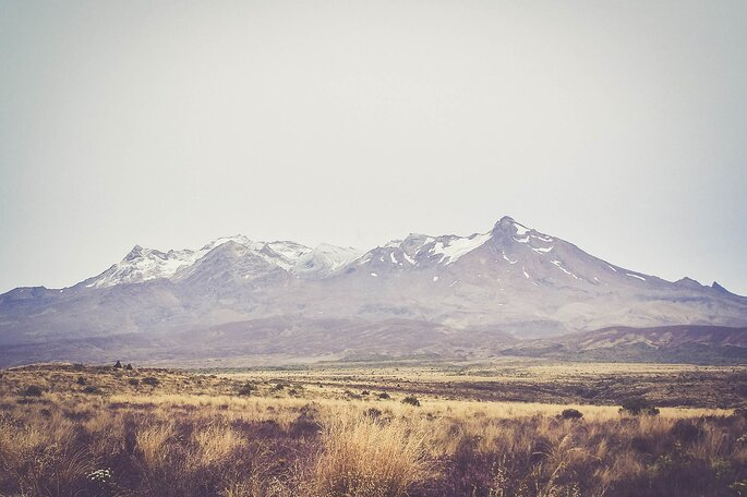 Tongariro National Park - Pixabay