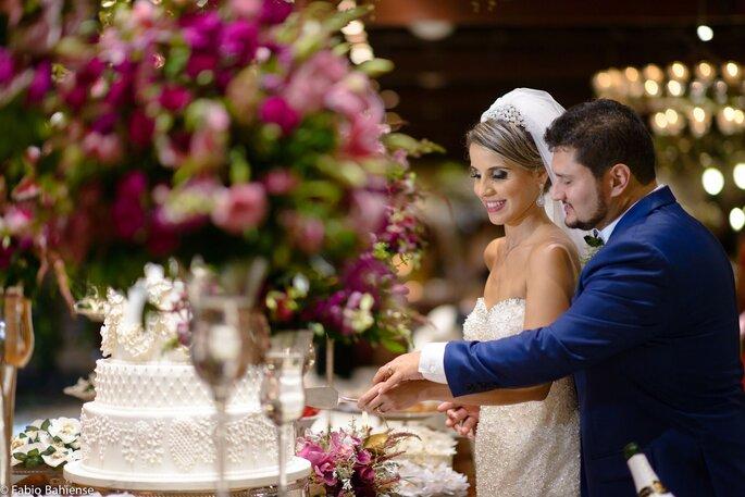 Casamento estilo clássico de Amanda e João