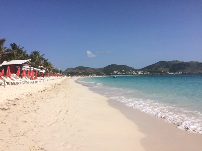 Photo : Mademoiselle Soleil - Orient Bay