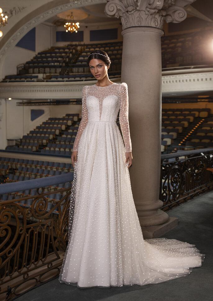 Vestidos de novia línea A