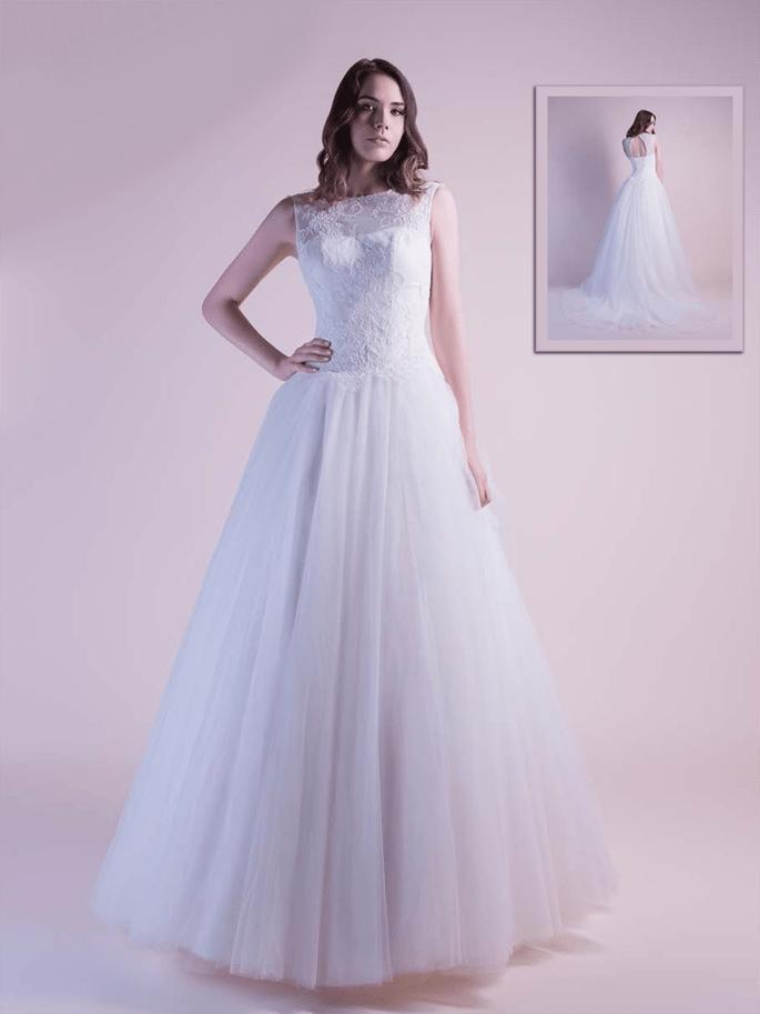Modèle Diana, Collection White Cherry by Aurélie Cherell