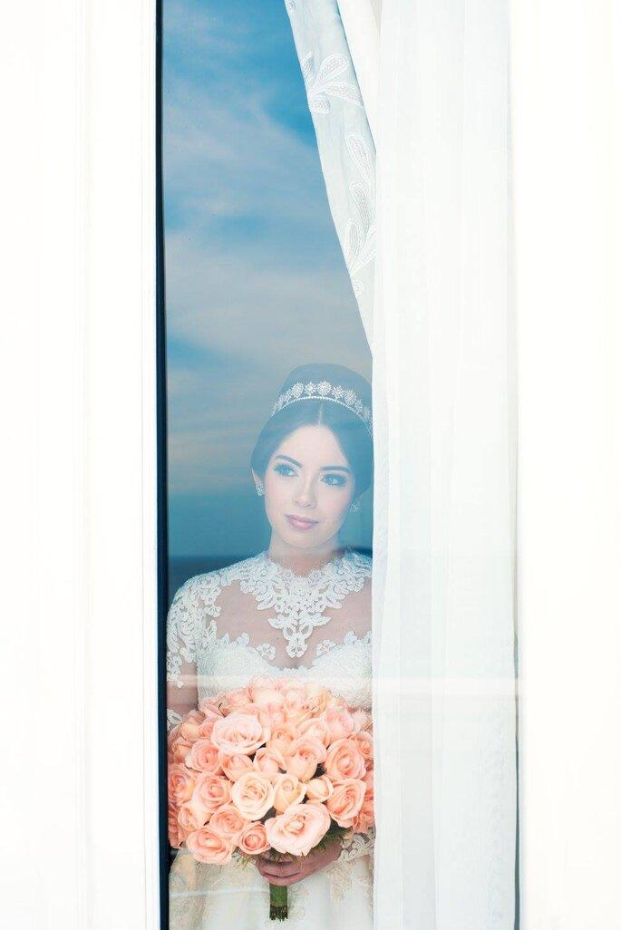 Noiva na janela