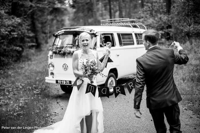 Foto: Mariages Bruidsmode