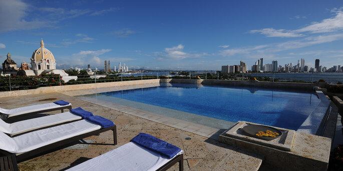 Visita el Hotel Charleston Santa Teresa Cartagena