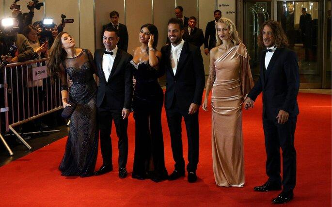 Convidados casamento Messi e Antonella