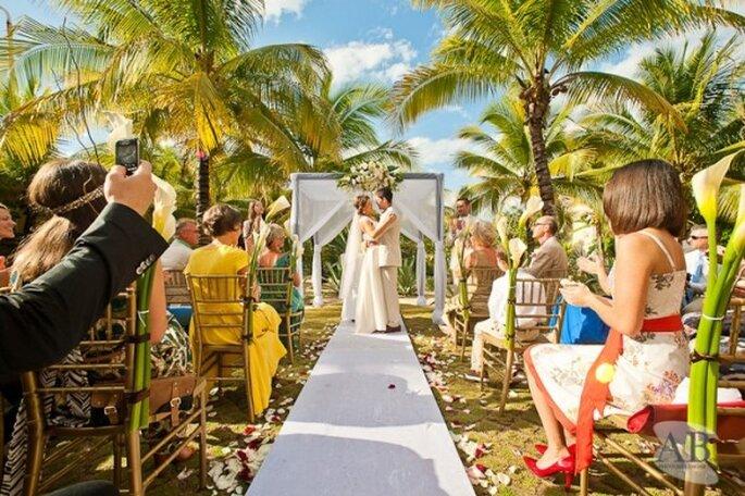 Mantén un contacto excepcional con la naturaleza en un día tan mágico como tu boda - Foto Photoestudio AB