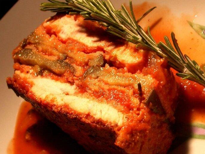 Recettes pour votre repas de mariage : misez sur les terrines ! -photo : Ana Luthi