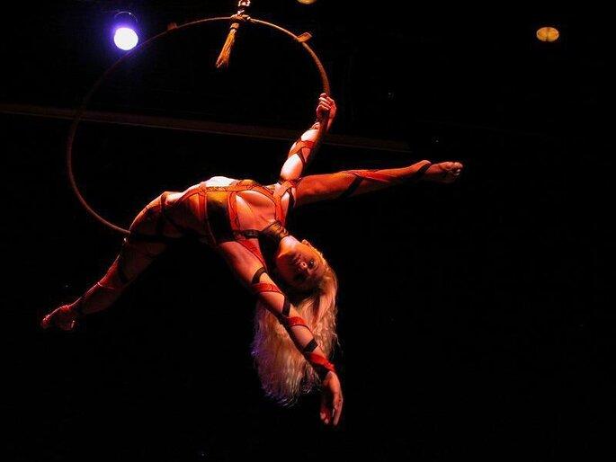 Photo : Esprit de cirque