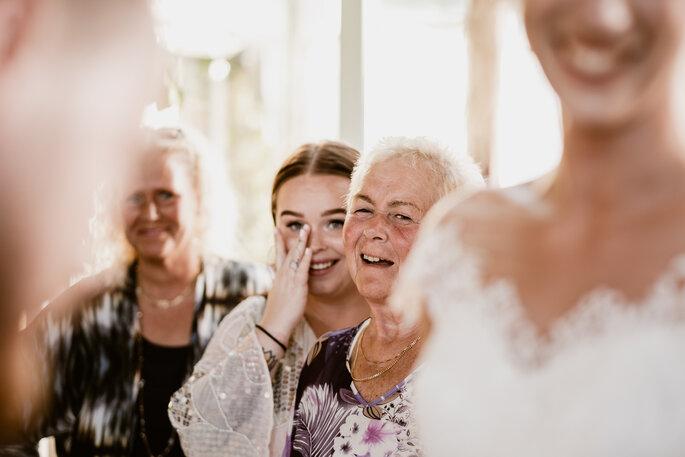 Fotos de casamento emocionantes