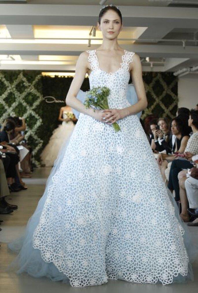 Brautkleid Oscar de la Renta