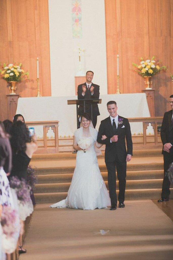 Wedding of Ryan and Ashton, Image: James Besser Photography