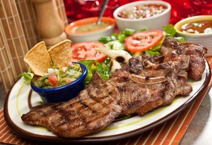 3 plats mexicains pour votre mariage