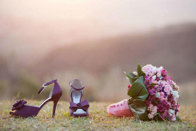 Como escolher o sapato de noiva para o seu casamento