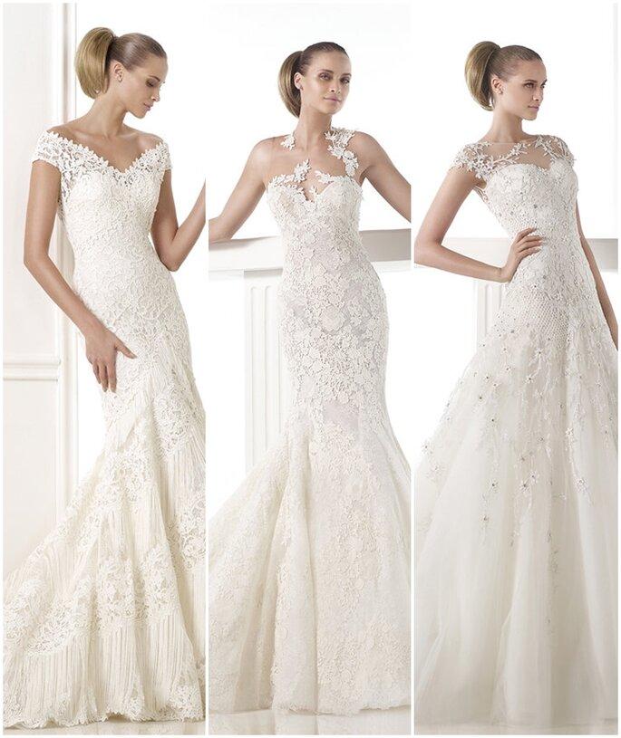 f03a6f035 Conoce los precios de los vestidos de novia de Pronovias 2015