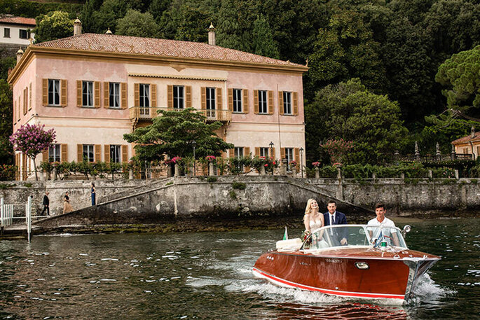 Como in Style - Wedding Planner - Italie