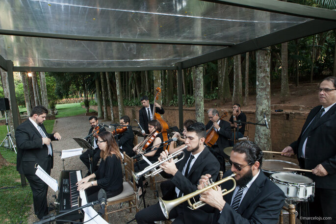 orquestra casamento