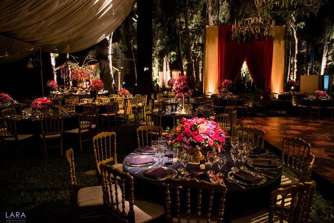 Créditos: Sandra y Verónica Wedding & Event Planners