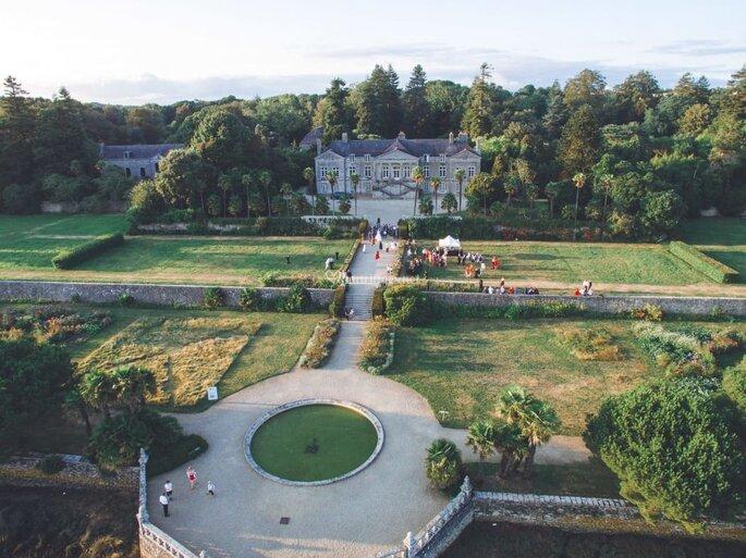 Domaine de l'Orangerie de Lanniron - Lieu de Réception - Finistère (29)
