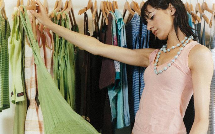 La elección de la vestimenta para una boda