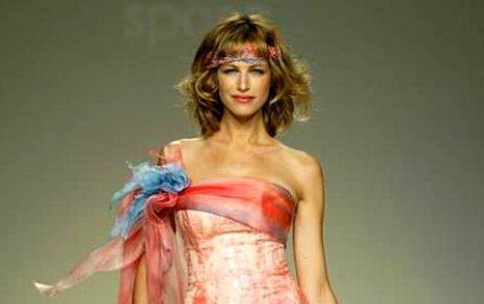 Colección de vestidos de novia Ruben Perlotti 2010
