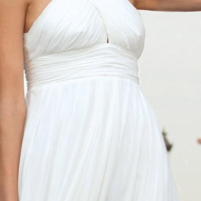 Robe de mariée Les privées Cymbeline 2011 - Elalie, en détail