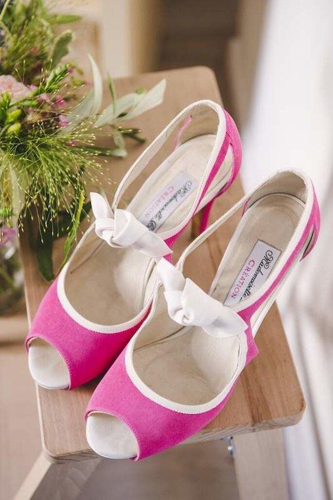 Mademoiselle Rose - Créatrice de chaussures personnalisées et sur-mesure pour votre mariage