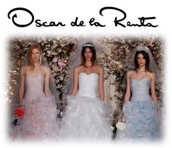 Óscar de la Renta 2012, Prinzessinnenstil