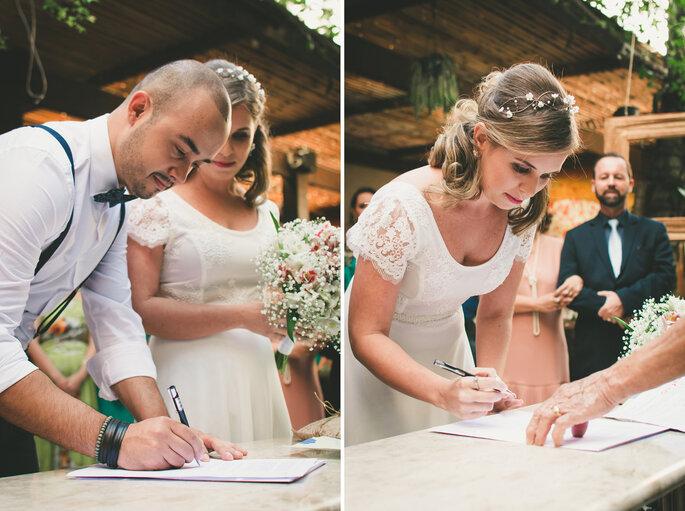 Certidão assinada