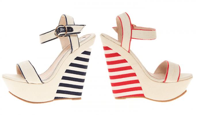 Sal a relucir estas fantásticas sandalias de Lob Footwear... ¡Las amamos!