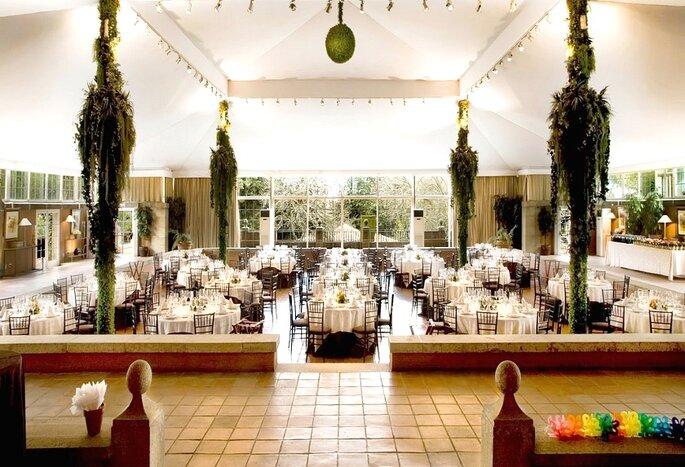 Los 12 mejores restaurantes para tu boda en madrid - Casa monico bodas ...
