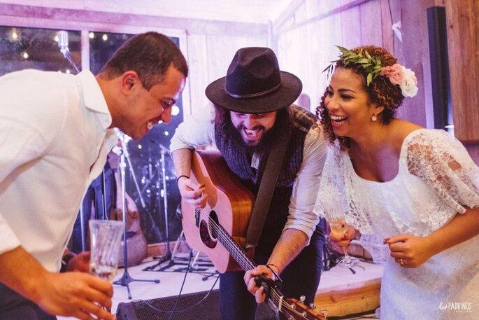 Música em casamento