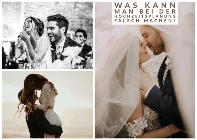 Was kann man bei der Hochzeitsplanung falsch machen?