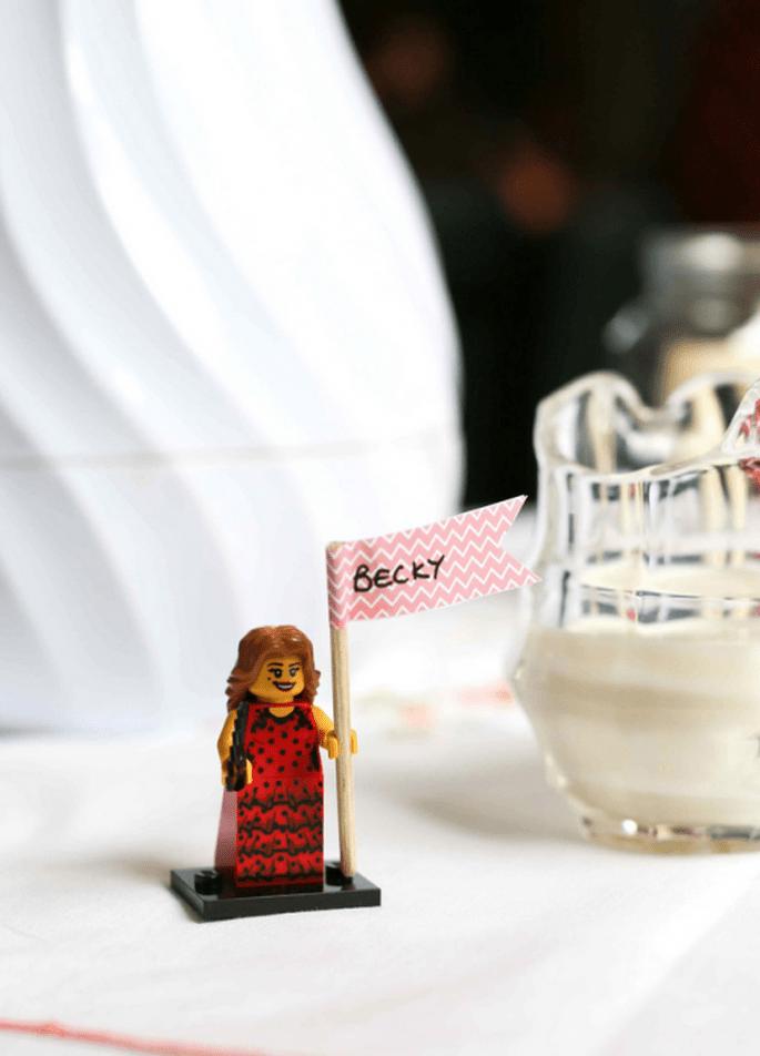 Muñecos Lego con inspiración en los zombies y Star Wars - Foto Haywood Jones Photography